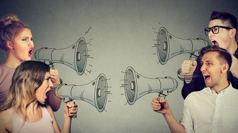 What happens to your internal meetings when you encourage debate?