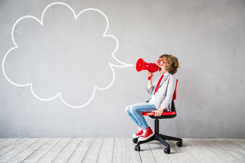 Blog 185 - Actions speak louder than words in building your credibility